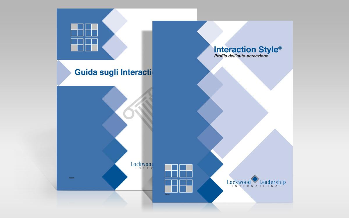 Italian interaction style profile set pps for Italian kit